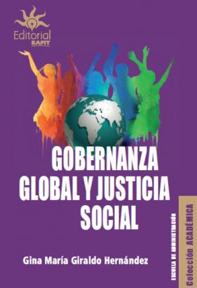 Cubierta para Gobernanza global y justicia social