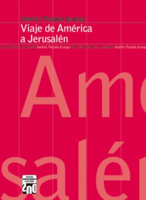 Cubierta para Viaje de América a Jerusalén