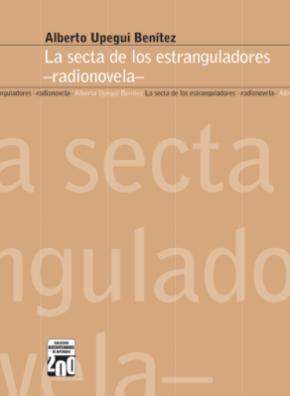 Cubierta para La secta de los estranguladores: Radionovela