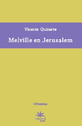 Cubierta para Melville en Jerusalem