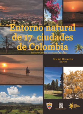 Cubierta para Entorno natural de 17 ciudades de Colombia