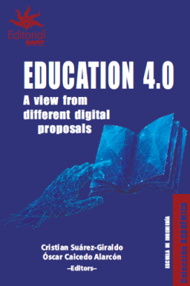 Cubierta para Education 4.0: A view from different digital proposals